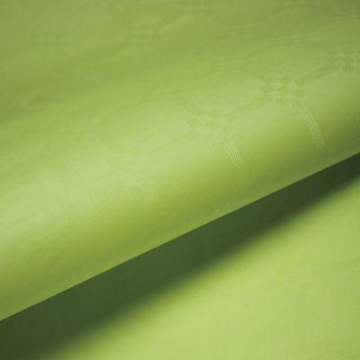 Rouleau de Nappe Damassé Vert Amande 25 m