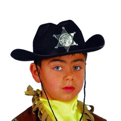 Chapeau Shériff  Enfant