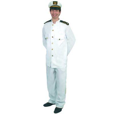 Déguisement Homme Capitaine - Taille Unique