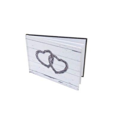 Livre d'Or Romantique - Beige