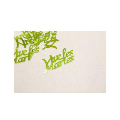 """Confettis de Table """"Vive les Mariés"""""""