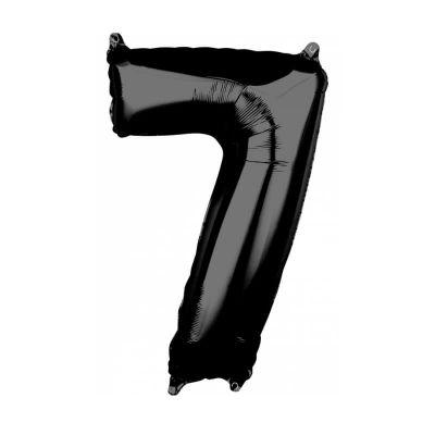 ballon-aluminium-chiffre-noir | jourdefete.com