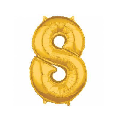ballon-chiffre-or-66cm | jourdefete.com