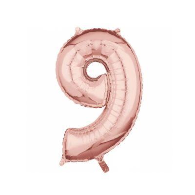 ballon-chiffre-rose-gold | jourdefete.com