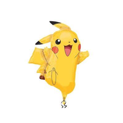 Ballon Hélium Pokémon - Pikachu