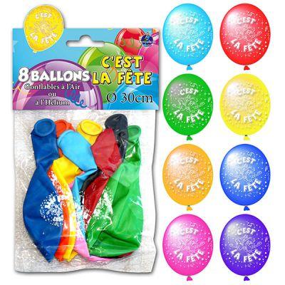 Ballons C'est la Fête