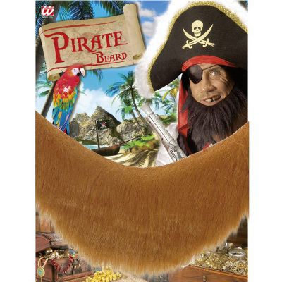 Barbe de pirate - Coloris au choix