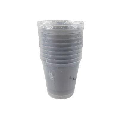 Gobelets en Plastique 30cl Argent