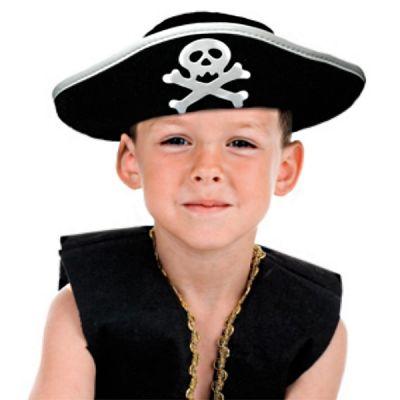 Chapeau de petit pirate