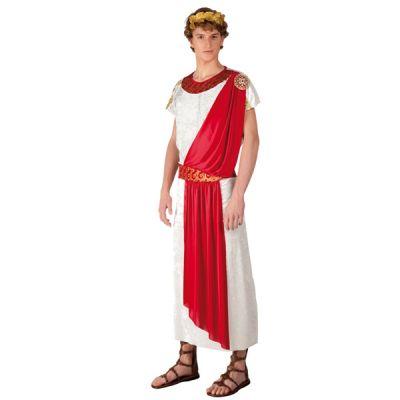 Déguisement Empereur Romain Luxe Homme