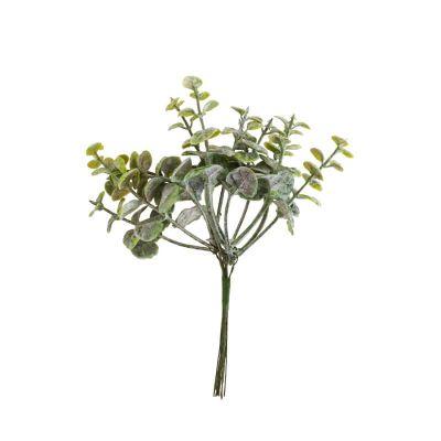 mini bouquet eucalyptus en plastique   jourdefete.com