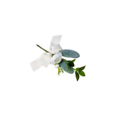 branche-pivoines-blanches-ruban-blanc-decoration   jourdefete.com