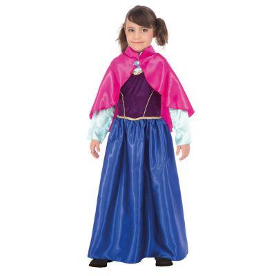 Déguisement de Princesse Alga Enfant - Taille au choix