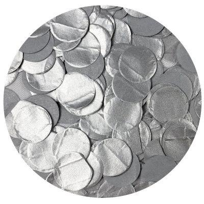 canon à confettis ronds en papier | jourdefete.com
