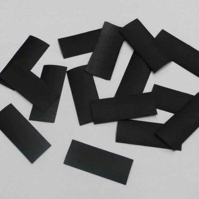 Canon Air Comprimé à Confettis Noir - Petit Modèle (30cm)
