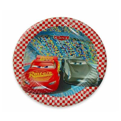 assiettes-cars-anniversaire-disney-pixar   jourdefete.com
