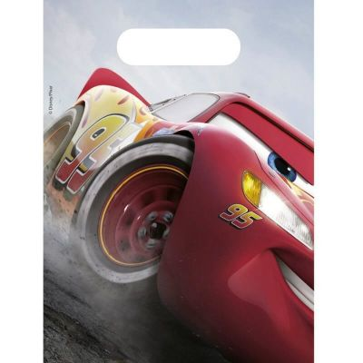 sachet-cars-sac-anniversaire-pochette | jourdefete.com