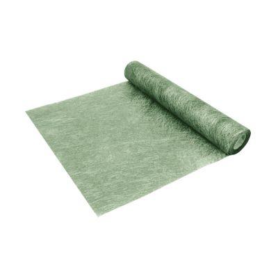 chemin de table brillance vert foret | jourdefete.com