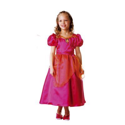 Déguisement Barbie Princesse Fuschia Fille