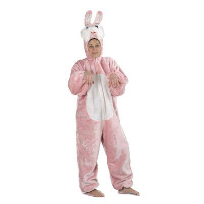 déguisement de lapin en peluche