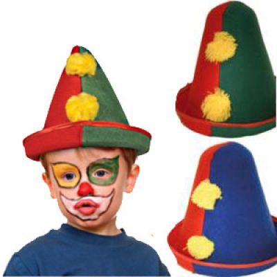 Chapeau Petit Pierrot Bicolore