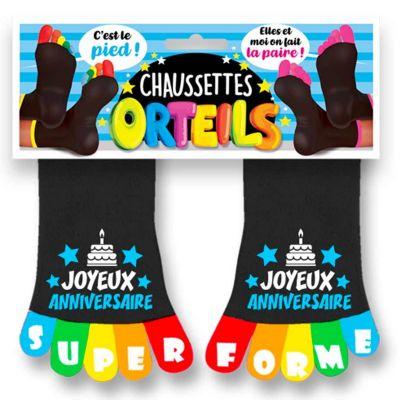 chaussettes-cadeau-anniversaire-adulte | jourdefete.com