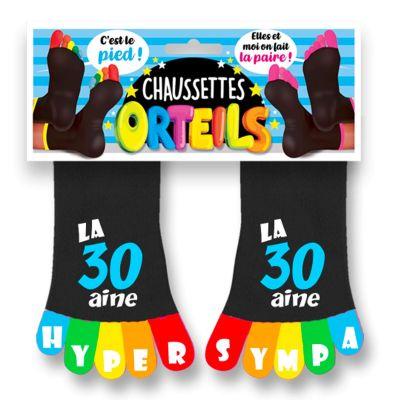 chaussette-à-orteil-30-ans   jourdefete.com