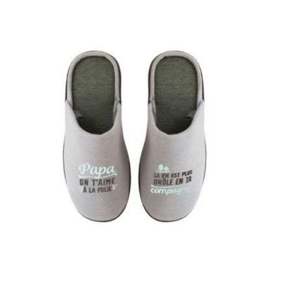 chaussons-papa-pere-cadeau | jourdefete.com