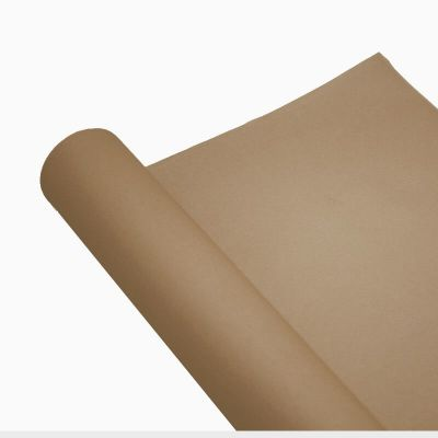 Chemin de table Airlaid - 0.4m x 10m - Taupe   jourdefete.com