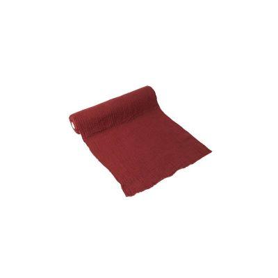 chemin-table-gaze-coton-decoration | jourdefete.com