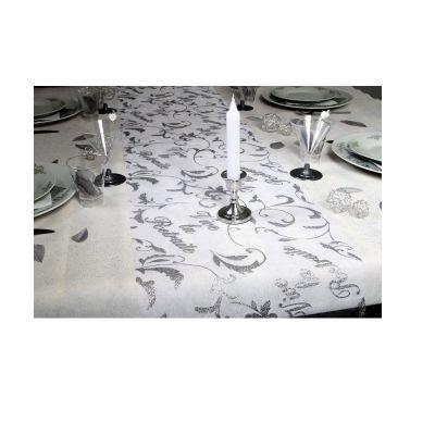 """Chemin de Table """"Vive la Retraite"""""""