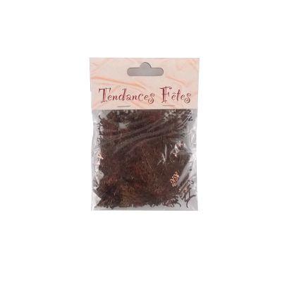 """Confettis de Table """"Vive les Mariés"""" - Chocolat"""