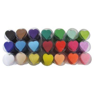 Confettis Scene Coeur 80gr - Coloris au Choix