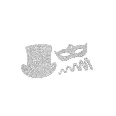 confettis-table-reveillon-nouvel-an   jourdefete.com