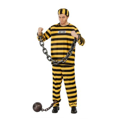 Costume Bagnard Dalton Homme