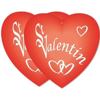 Cut-Out Saint Valentin 30 Cm