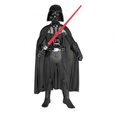 """Déguisement Enfant Star Wars Luxe """"Dark Vador"""" - Tailles au choix"""