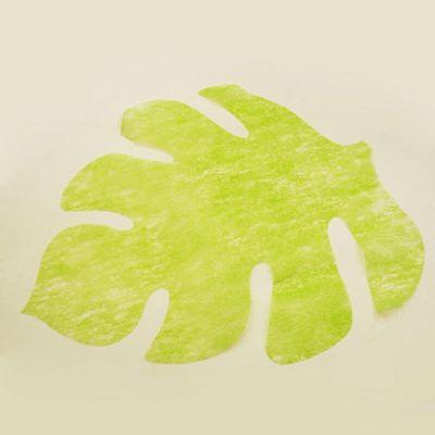 4 Sets de Table Feuille de Bananier - Vert