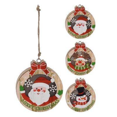 suspension-led-noel-bois-decoration-sapin | jourdefete.com
