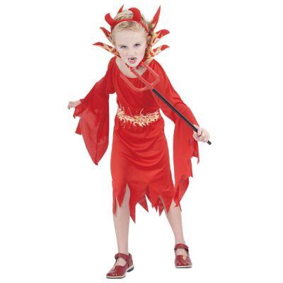 deguisement-diablesse-rouge-enfant-bebe|jourdefete.com
