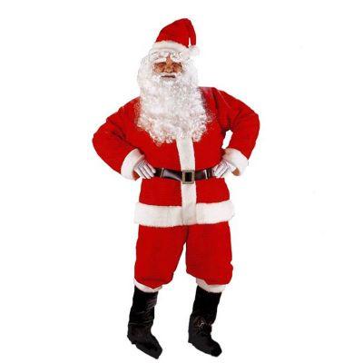 Déguisement Père Noël Luxe - L