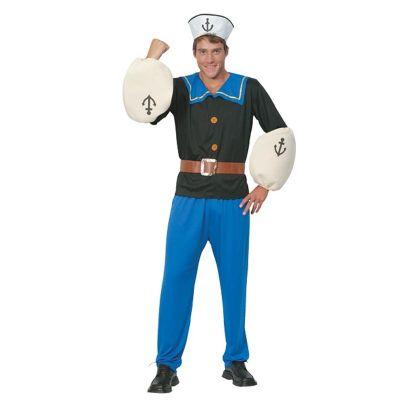 Déguisement-Homme-Popeye|jourdefete.com