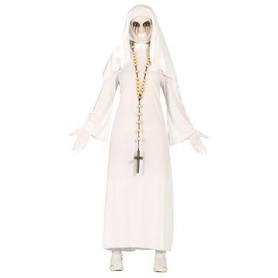 Déguisement Religieuse Zombie Femme