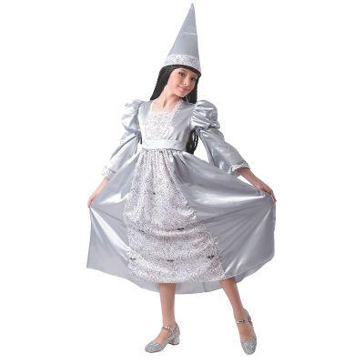 deguisement de princesse robe a colorier enfant | jourdefete.com