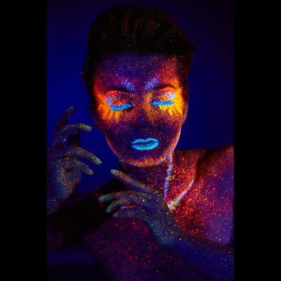 Mascara UV cheveux - Couleur au choix