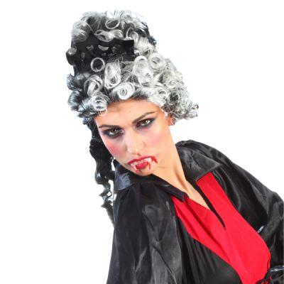 Perruque de Vampire Femme Halloween