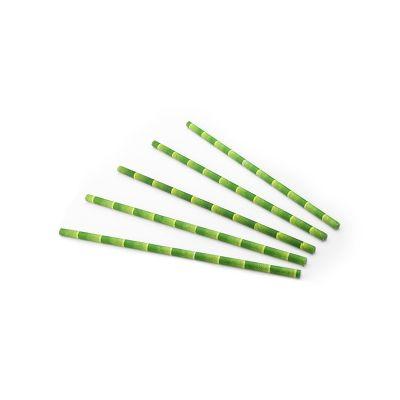 pailles-papier-bambou-biodégradable | jourdefete.com