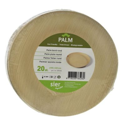 assiettes-palmier-ecofriendly | jourdefete.com