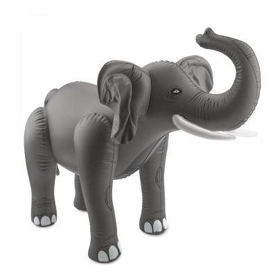 ballon gonflable éléphant de 60 x 75 cm | jourdefete.com