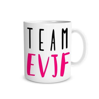 Mug Team EVJF - Enterrement de Vie de Jeune Fille | jourdefete.com